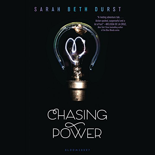 Chasing Power audiobook cover art