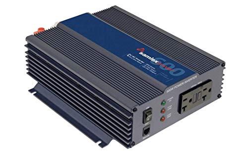 Samlex Solar PST-600-12 PST Series Pure Sine Wave Inverter