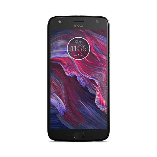 moto X4 Smartphone (5,2 Zoll) (16MP Kamera, Qualcomm Snapdragon 630 processor mit 2.2GHz Octa-core) Super Schwarz