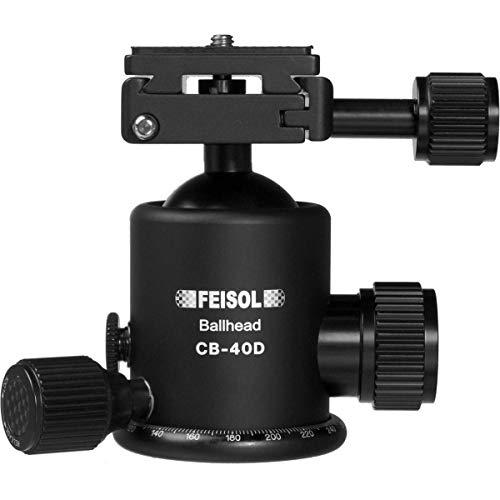 FEISOL Kugelkopf CB-40D 144750mit Schnellwechselplatte