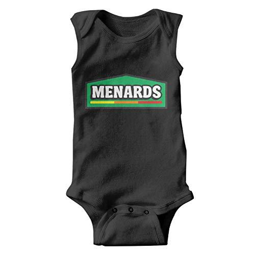 AINIJIAJ Toddler Baby Girl Print Sleeveless Cotton Menard-Home-Improvement-Centers- Onesie Designer Bodysuit
