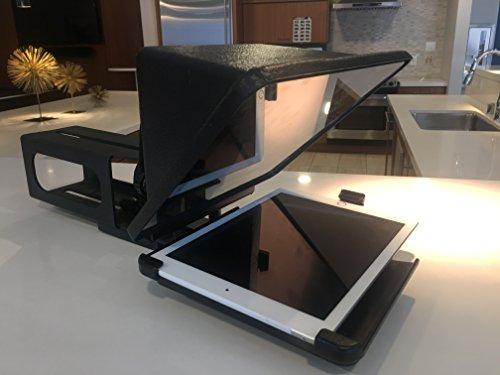 Telmax PROIPEX iPad/Android/Smartphone Universal Teleprompter