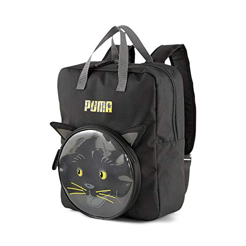 PUMA Animals Youth Backpack Puma Black-PANTHER OSFA