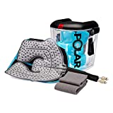 Cold Water Therapy System Kit by Polar Vortex - Ice Circulation Machine with 3-Strap Knee/Elbow/Shoulder Wrap and 6 Cold Cubes - Cryotherapy Kit