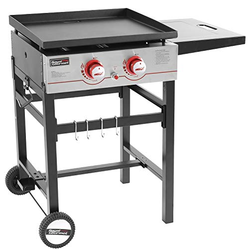Royal Gourmet Regal GB2000 2-Burner Propane Gas...