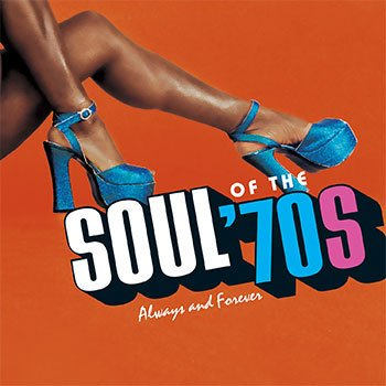 Soul of the 70's 8 Cd Music Collection