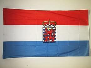 60 x 90 cm Digni Drapeau Luxembourg Lion
