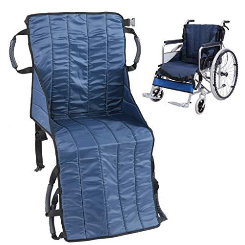 Patientenlift Schlinge Transfer Sitzpolster Medizinische Mobilität Notfall Rollstuhl Transportgurt