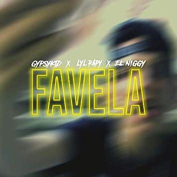 Favela (feat. Gipsykid & Niggy)