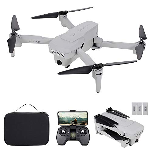 GoolRC Drone XS818 con cámara Drone 4K 5G WiFi Flujo óptico GPS Posicionamiento Pista Vuelo Altitud Hold Sígueme Gesto Fotos Video RC Quadcopter Bolsa de Almacenamiento