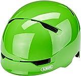 ABUS Scraper 3.0 Kid Kleinkinder-und Kinderhelm, Niños, Shiny Green, S