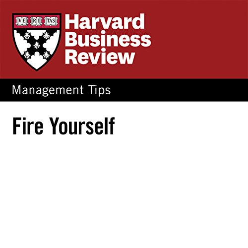 Fire Yourself audiobook cover art