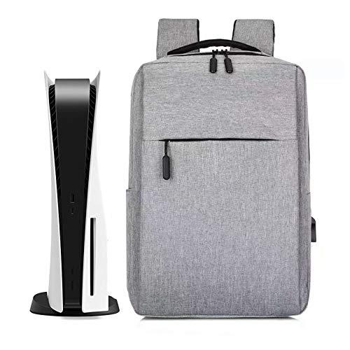 Estuche de transporte Ps5, bolsa de lona impermeable y resistente al desgaste,...