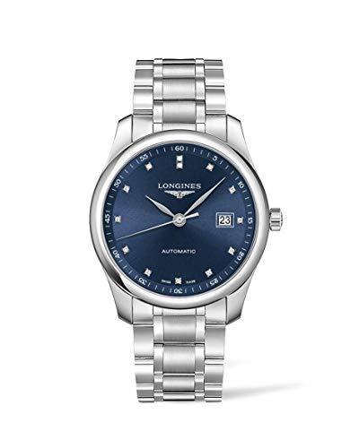 [ロンジン] 腕時計 ロンジン マスターコレクション 自動巻き L2.793.4.97.6 メンズ 正規輸入品 シルバー