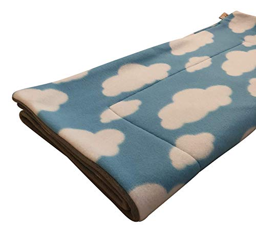 Small Pets and Company Guinea Pig Fleece Cage Liner for Midwest Habitat   Fleece Guinea Pig Bedding (Midwest, Northern Lights)