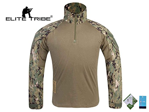 Paintball Equipment Tactical Bdu Shirt Emerson G3 Combat Shirt Aor2 (L)