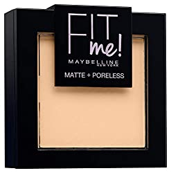 Ideal for normal to oily skin This long-lasting powder leaves a natural, poreless-looking finish with long-lasting shine control Perlite mineral technology absorbs oil to mattify skin While pores virtually disappear thanks to blurring micro-powders D...