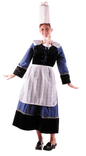 Party Pro Costume de Bigoudenne Bretonne Taille : M - 38/40