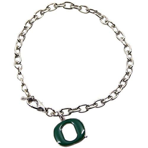 aminco NCAA Oregon Ducks Logo Bracelet