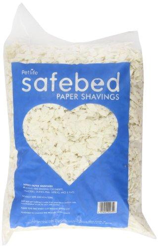 Petlife Safebed Papierstückchen, Nistmaterial für Kleintiere