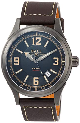 [ボールウォッチ] 腕時計 ストークマン レーサー DLC ステンレススチール ブラック文字盤 自動巻き NM3098C-L1J-BKBR メンズ 並行輸入品