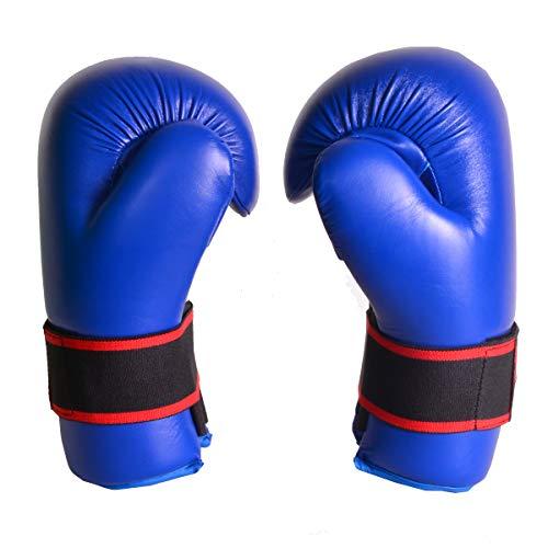 M.A.R International Ltd. MAR Semi Contact Boxhandschuhe Blau Kindergröße Blau - blau