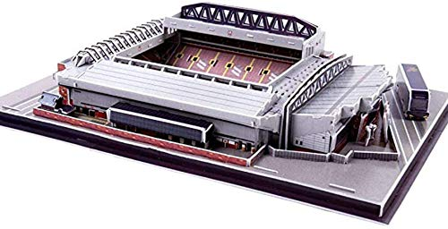 CYC 3D-Puzzle, Liverpool Anfield Stadion, Modell, Souvenir, DIY-Puzzle, 3D-Puzzle, Lernspielzeug, natürlich