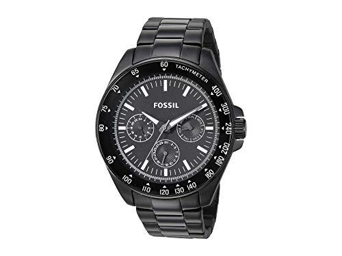 Fossil Sport Stainless Steel Watch - BQ2201 Black One Size