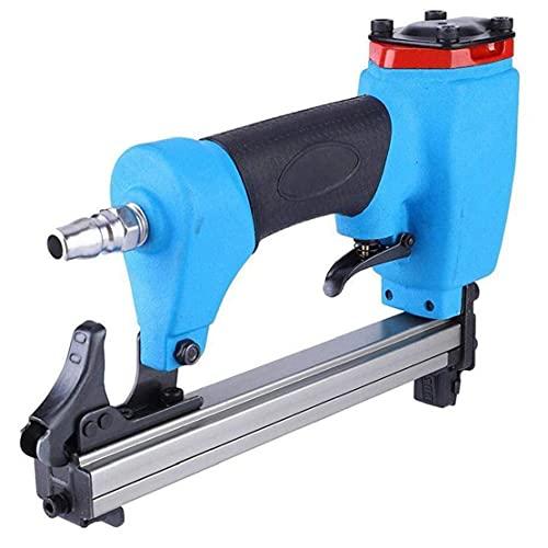 Aire Pin Clavadora Grapadora neumática 1013J 10-30mm uñas herramienta eléctrica para la...