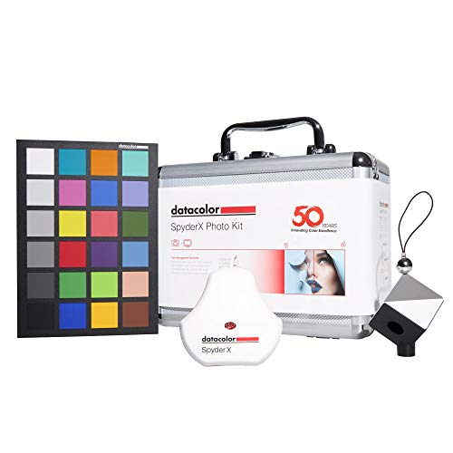 datacolor SpyderX Photo Kit: präzise Farben von der Aufnahme bis zur digitalen Nachbearbeitung