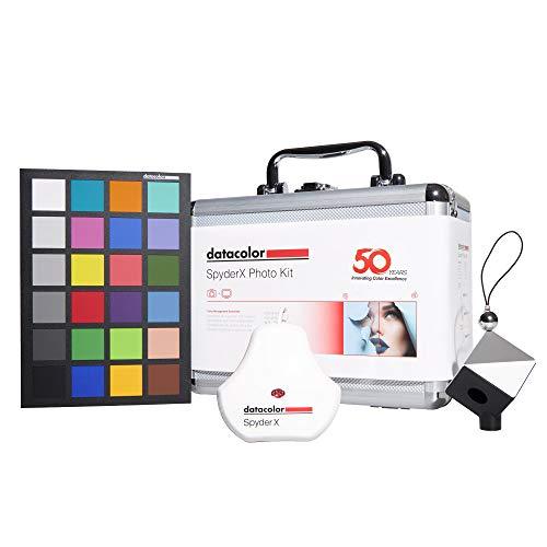 SpyderX Photo Kit - il set ColorManagement le tue foto dalla cattura alla post-produzione