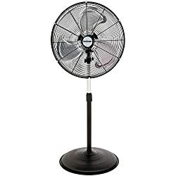 in budget affordable Hurricane HGC736472 Fan Pedestal – 20inch, Pro Series, High Speed, Heavy Metal…