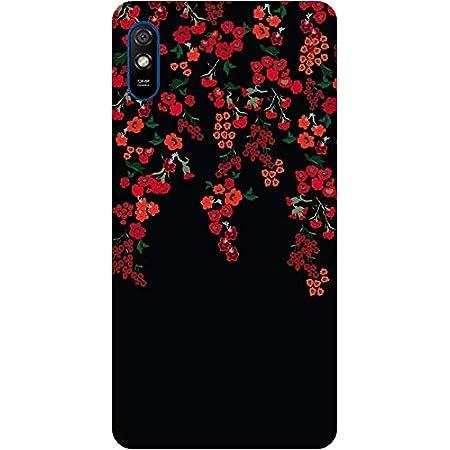 Amagav Printed Soft Silicone Designer Pouch Mobile Back Cover for Redmi 9A & Xiaomi Redmi 9i Case and Covers   for Boys & Girls - Design63