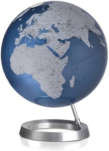 Globus VISION 30cm, Fu lum Weltkarte midnight Blau