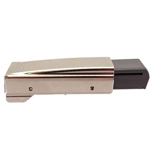 BLUM V105A033S082 Türdämpfer BLUMOTION Tür-und Möbel-Dämpfer mit Softclose Eckbänder zum Nachrüsten, 10 Stücke