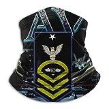Schädel Uns Navy Eagle Anker Hals Ski Hals Gamasche Gesichtsschutz Gesichtshaube Winterhüte Jungen Mädchen