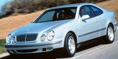 ... 1998 Mercedes-Benz CLK320, 2-Door Coupe ...