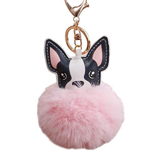 Vokmon Cartoon Pendant Handbag Keychain Key Cartoon Pendant Buckle Shoulder Bag Hanging Decor Women Girl Bag Key Chain