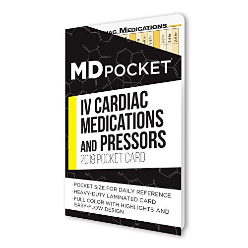 Cardiac Medications and Pressors