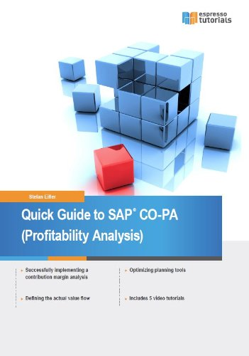 Quick Guide to SAP CO-PA (Profitability Analysis) (English Edition)