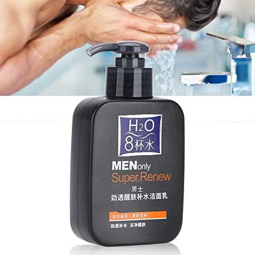Hydraterende crème for mannen, gezichtscrème for machtige mannen, mee-eters, cutinas, olie controle, diepe reiniging lsmaa