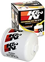 K&N Premium Oil Filter: Protects your Engine: Compatible with Select DODGE/CHRYSLER/JEEP/MITSUBISHI Vehicle Models (See Product Description for Full List of Compatible Vehicles), HP-2004