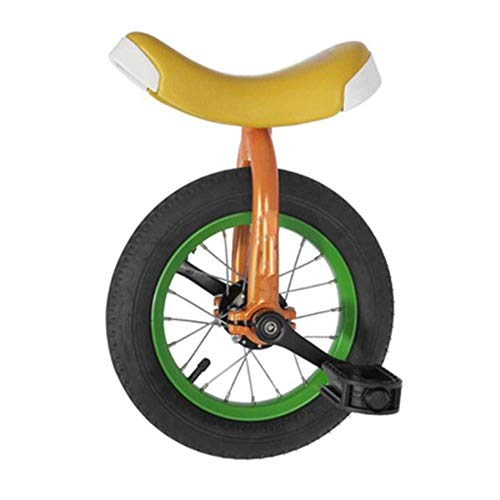 Rad-Einrad, Mini-Kinder-Einrad, Der Sattel Kann Nicht In Der Höhe Verstellt Werden Radtrainer Einrad, Rutschfester Und Drop-Mountain-Reifen-Balance-Radfahren, Geeignet Für Kinder Unter 5 Langlebig