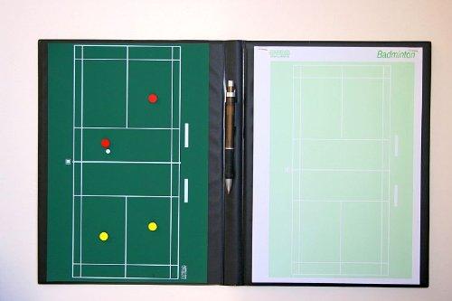 bfp Badminton - Trainer-Taktik-Mappe