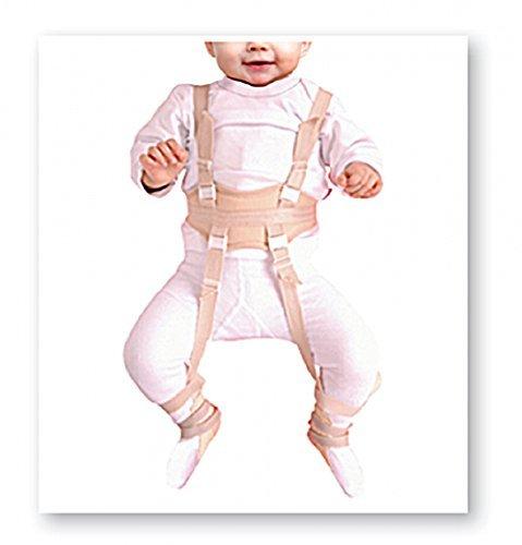 Kinder Hüftgelenkbandage Pavlik Bandage Hüftgelenk Gurt Baby 5701 beige 3