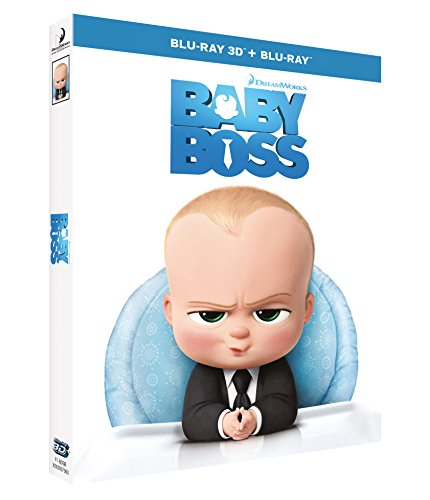 Blu-Ray - Baby Boss (Blu-Ray 3D+Blu-Ray) (1 Blu-ray)