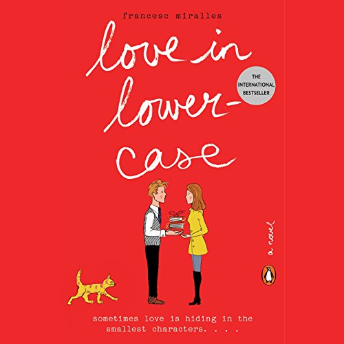 Love in Lowercase audiobook cover art
