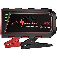 LOFTEK 12V 1000A Portable Car Battery Jump Starter