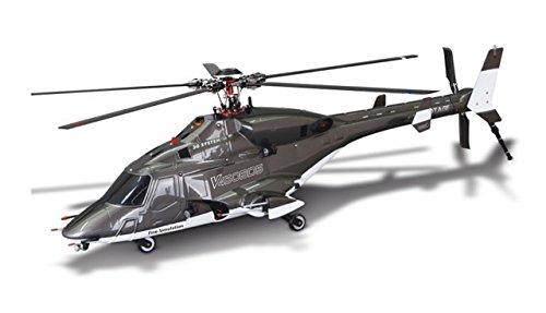 Walkera - Modellino di Elicottero, Modello Airwolf V450BD5 con Devo 10