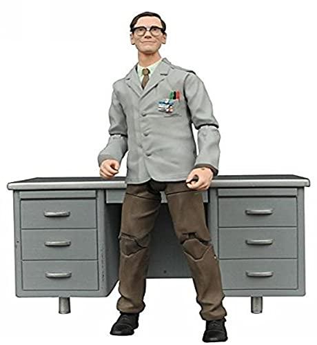 Gotham Sélectionnez la Figurine d'action Edward « Nygma ».